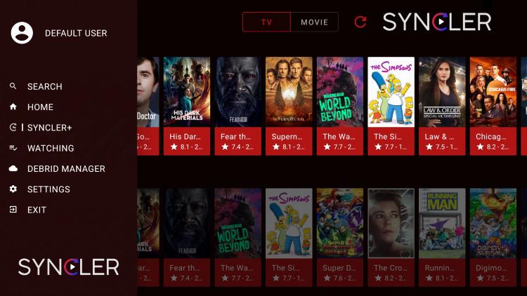 Syncler+ KeyOneClick