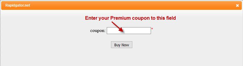Active rapidgator premium account